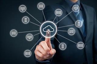paperless office cloud computing simplify storage